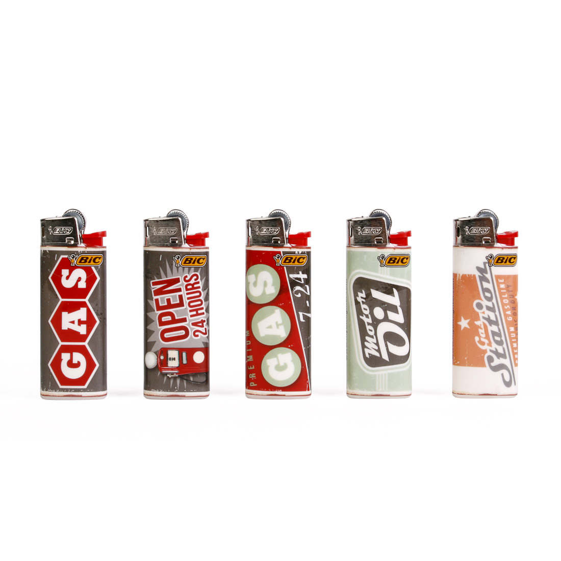 briquet bic mini gas