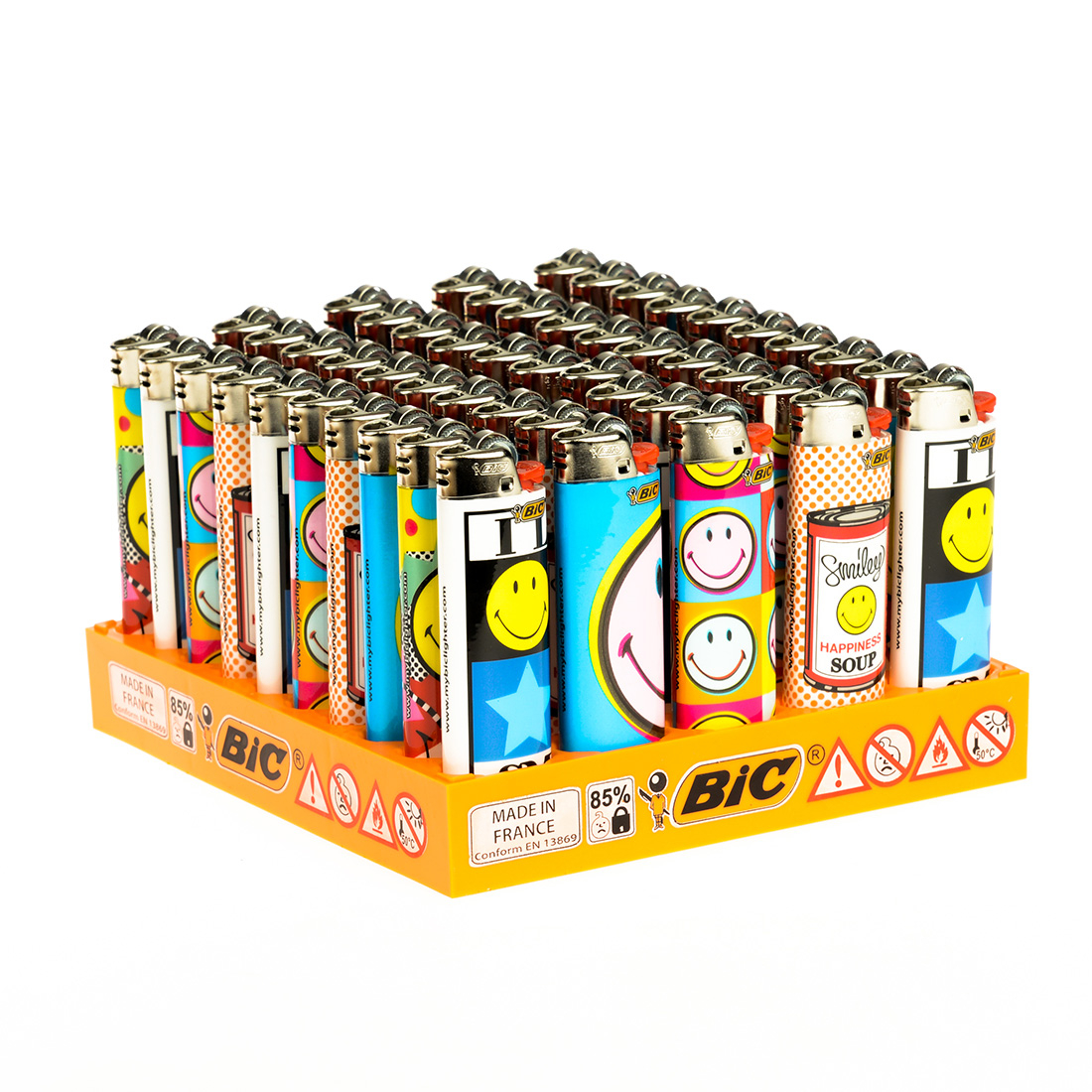 bic smiley