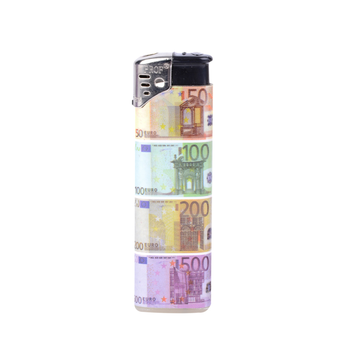briquet billet euros