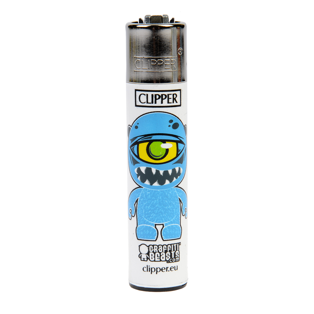 briquet clipper little monsters