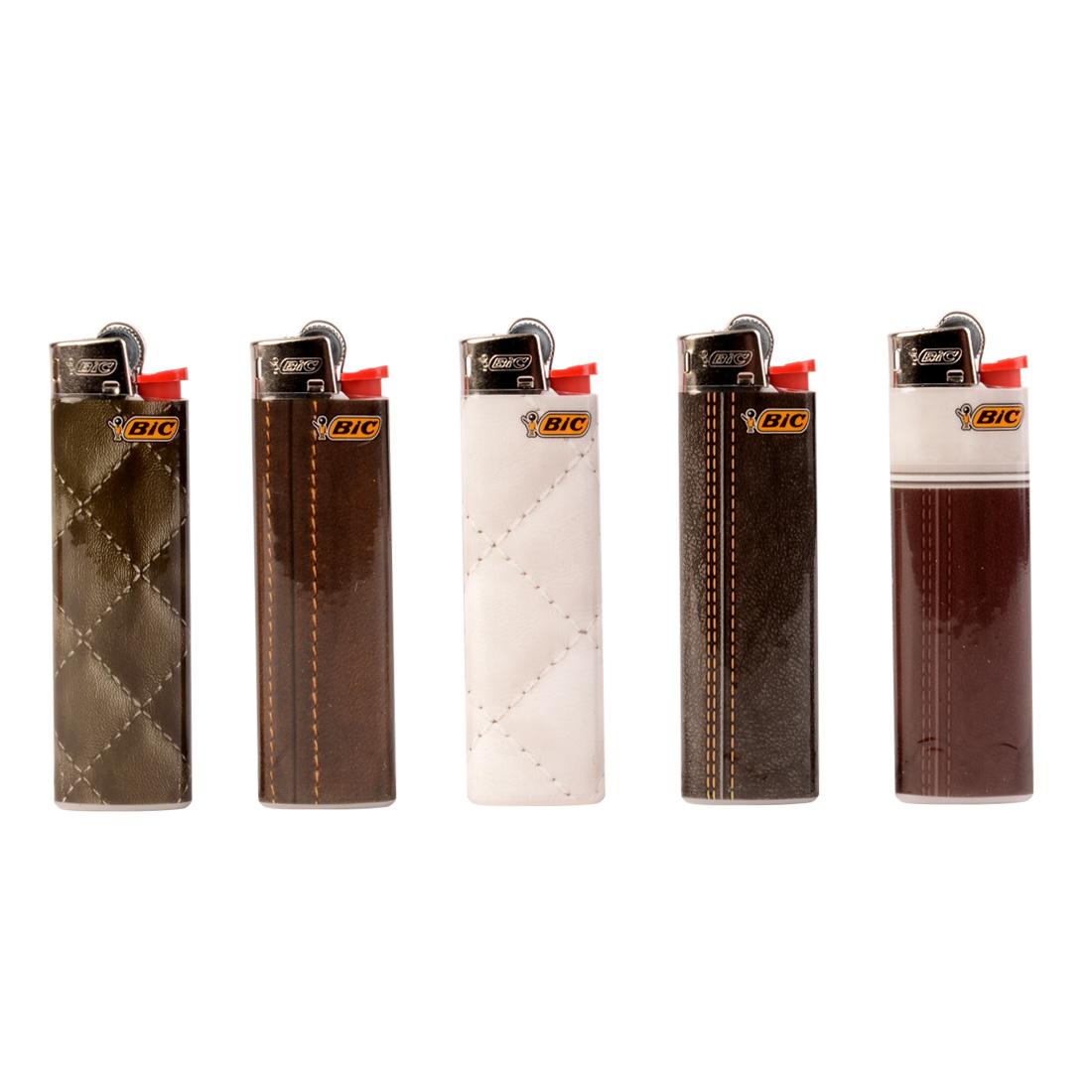 briquets bic clim leather par 50