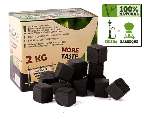 charbon bamboocha