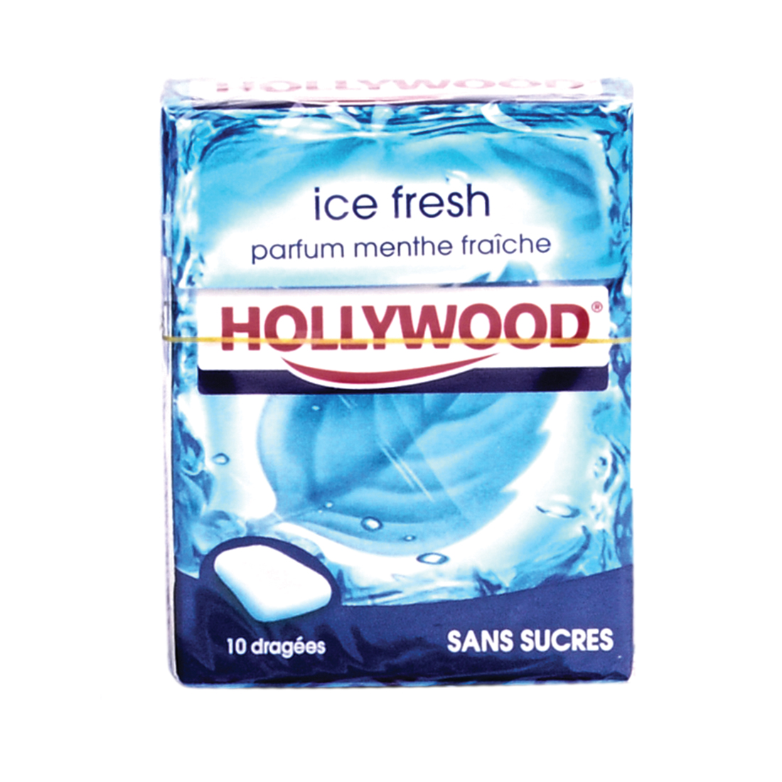 acheter chewing gum hollywood