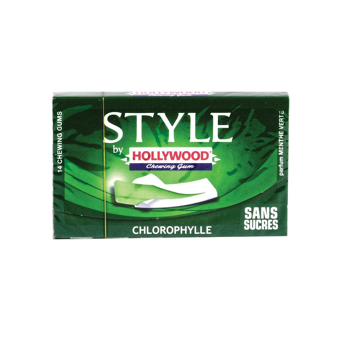 chewing gum chlorophylle, Espace Chanvre - Confiseries