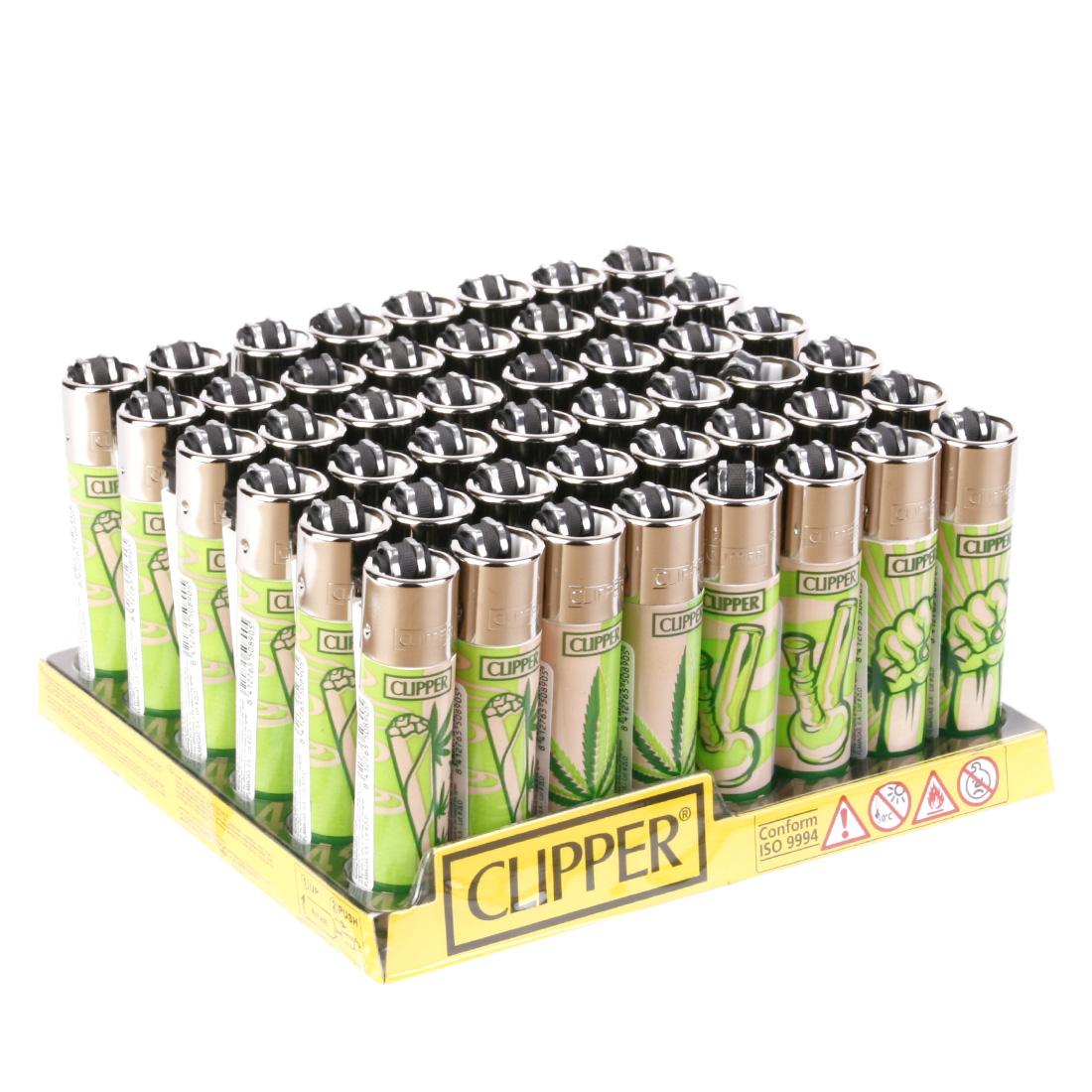 briquets clipper 420