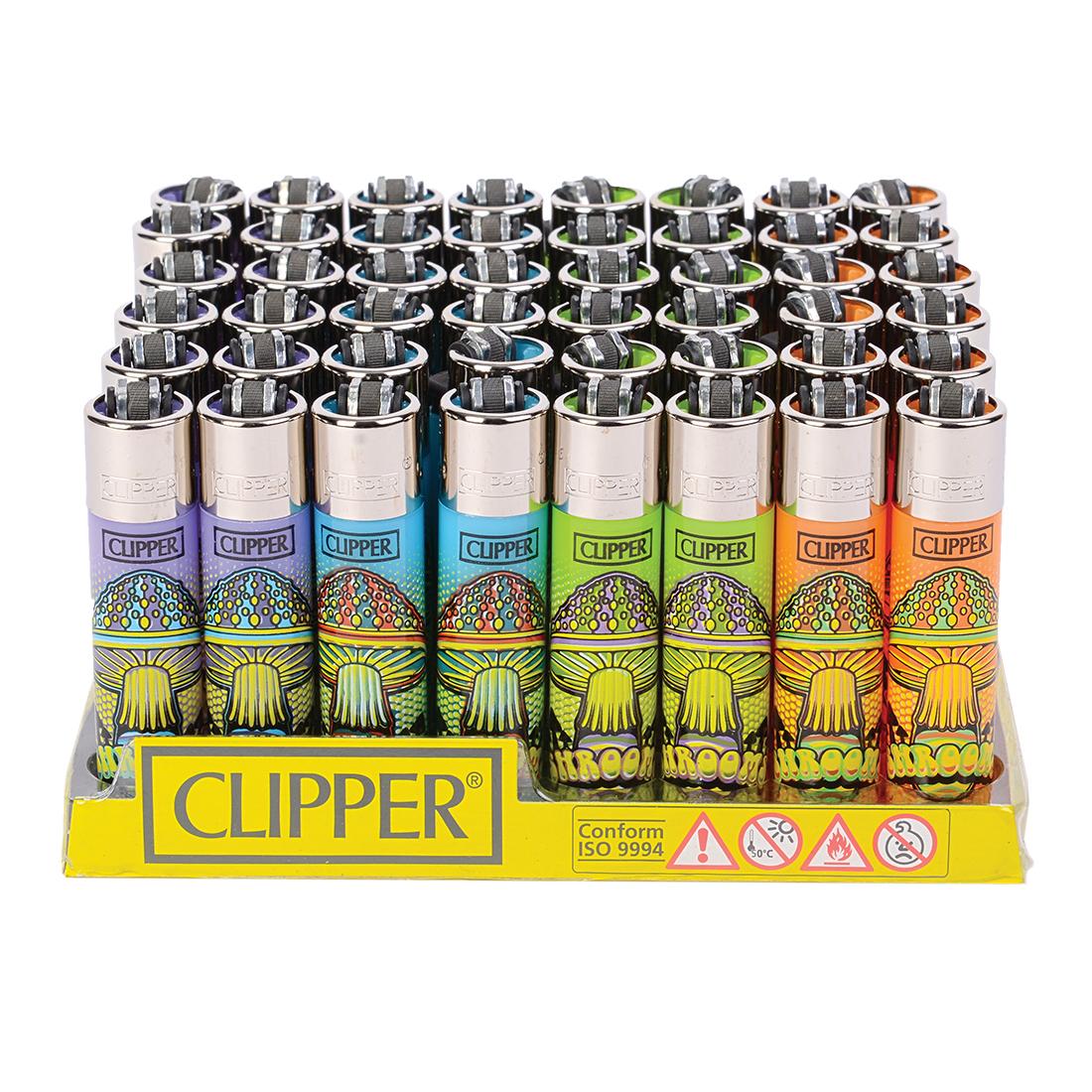 Briquet Clipper Champis