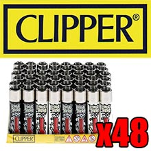 CLIPPER BONG HERO X48
