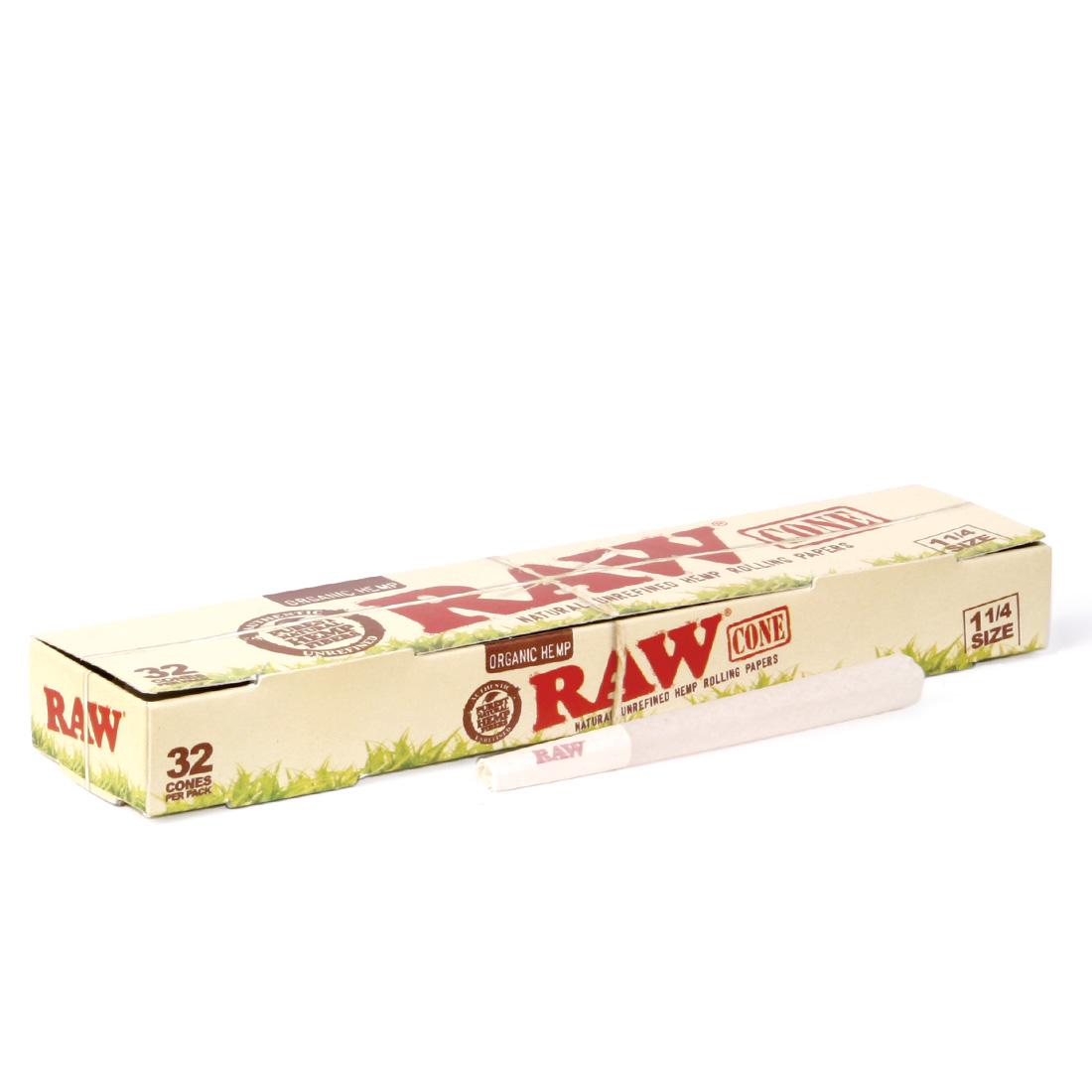 Cônes Raw organic 8 cm