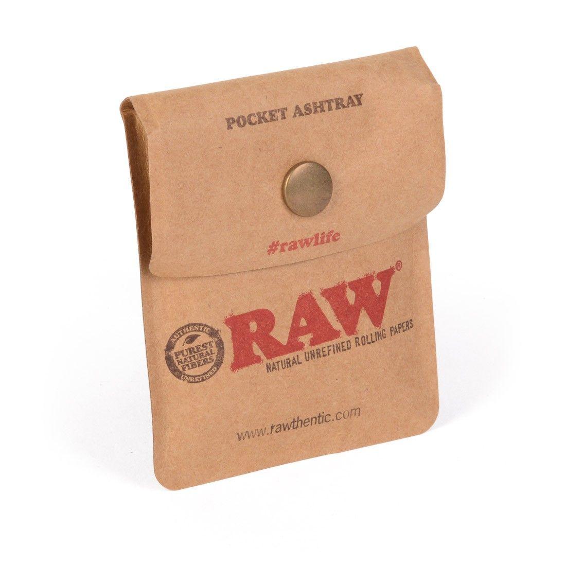 Bien connu Cendrier de poche Raw, cendrier pochette pour mégots ND77