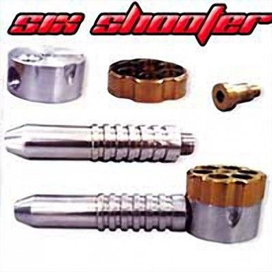 PIPE SIX SHOOTER