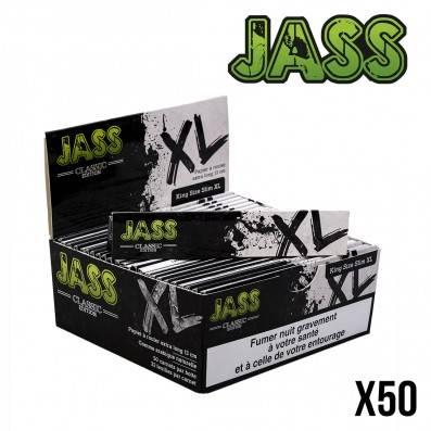 .FEUILLE A ROULER JASS CLASSIC EDITION XL X50