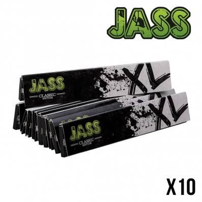 .FEUILLE A ROULER JASS CLASSIC EDITION XL X10