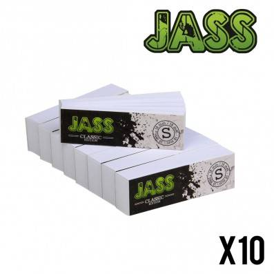 .FILTER TIPS JASS CLASSIC EDITION x10 TAILLE S