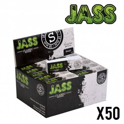 .FILTER TIPS JASS CLASSIC EDITION X50 TAILLE S