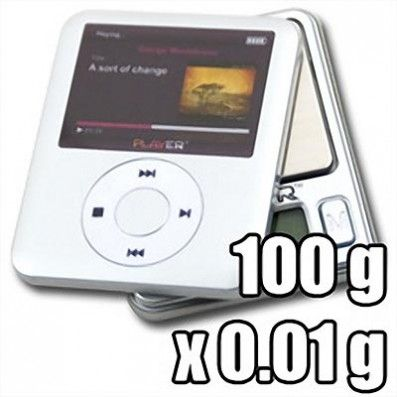 BALANCE MP3 PLAYER 100