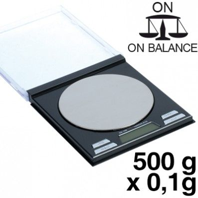 BALANCE ELECTRONIQUE CD
