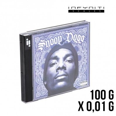 BALANCE INFYNITI SCALES SNOOP DOGG CD