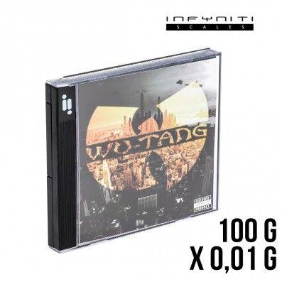 BALANCE INFYNITI SCALES WU-TANG CD