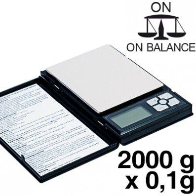 BALANCE PROFESSIONNEL 2kg