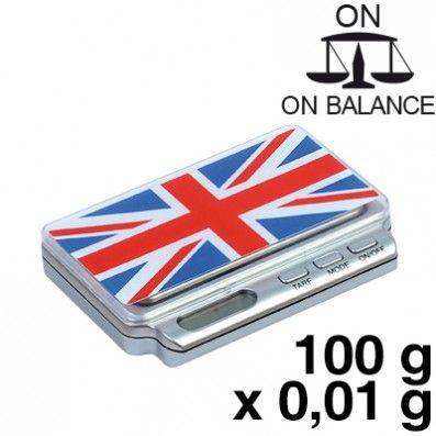 BALANCE TRUWEIGH TW-100 UNION JACK