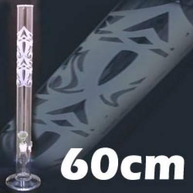 PIPE A EAU FINE ART TRIBAL 60cm