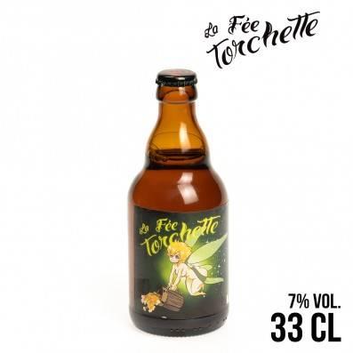 BIERE FEE TORCHETTE 33CL