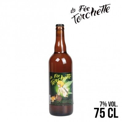 BIERE FEE TORCHETTE 75CL