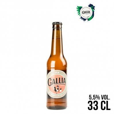 BIERE GALLIA IPA 33CL