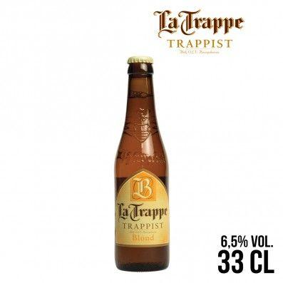 BIERE LA TRAPPE 33CL