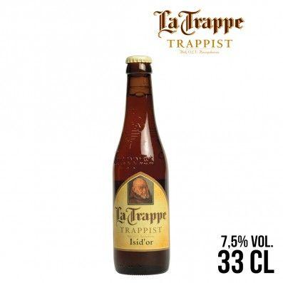 BIERE LA TRAPPE ISIDOR 33CL