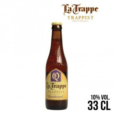 BIERE LA TRAPPE QUADRUPLE 33CL