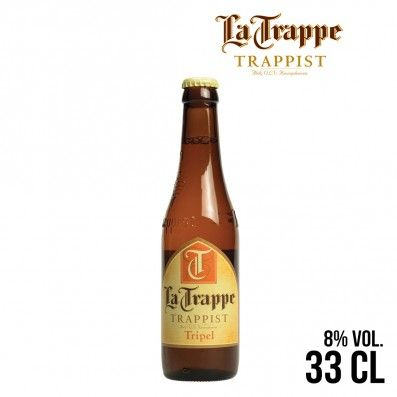 BIERE LA TRAPPE TRIPLE 33CL