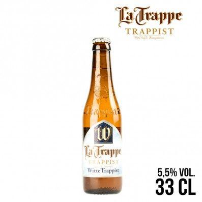 BIERE LA TRAPPE WITTE 33CL