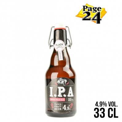 BIERE PAGE 24 IPA 33CL