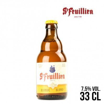 BIERE ST FEUILLIEN 33CL