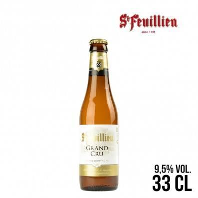 BIERE ST FEUILLIEN GRAND CRU 33CL