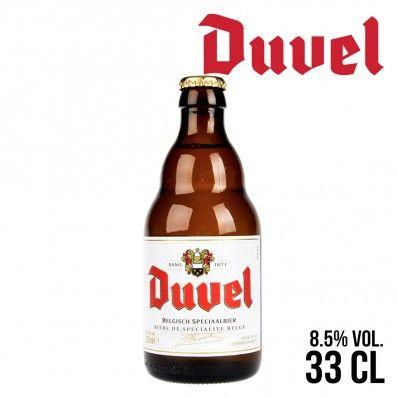 BIERE DUVEL 33CL