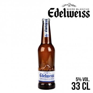 BIERE EDELWEISS 33CL