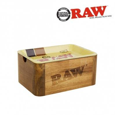 RAW CACHE BOX MINI AVEC PLATEAU