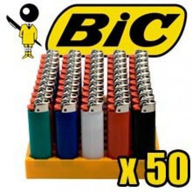 BRIQUETS BIC STANDARD X50