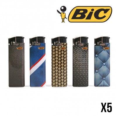BRIQUETS BIC ELECTRONIQUES MATERIAL X5