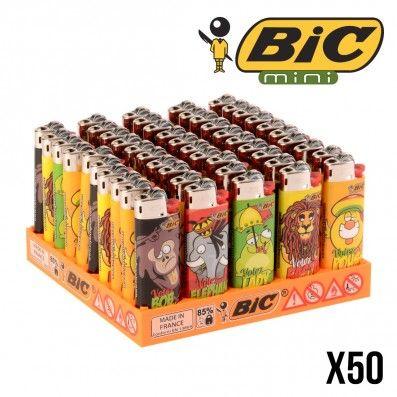 BRIQUET BIC MINI REGGAE 17 X50