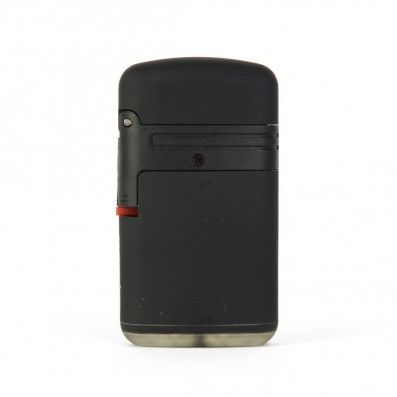 BRIQUET V-FIRE EASY TORCH 88 RUBBER BLACK
