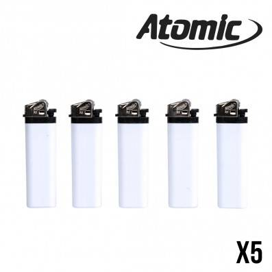BRIQUET ATOMIC JETABLE X50