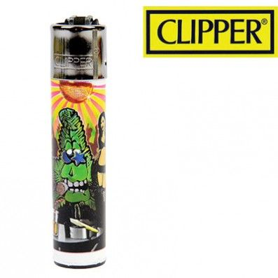 briquet clipper cannabuds dancefloor