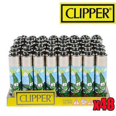 briquet clipper cannabuds ski