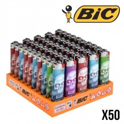 BRIQUETS BIC HAPPY BONES X50
