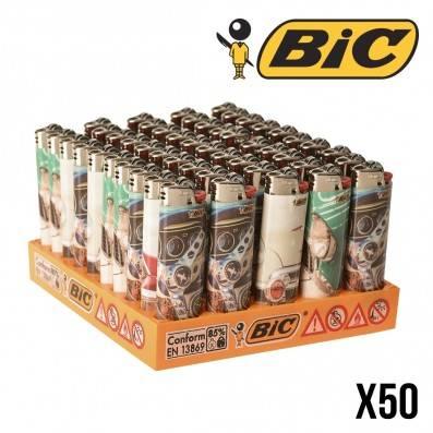 BRIQUETS BIC HAPPYDAYS X50