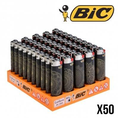BRIQUETS BIC MANDAL'OR X50