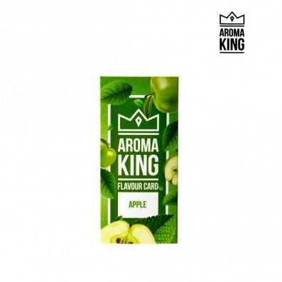 CARTE AROMA KING POMME